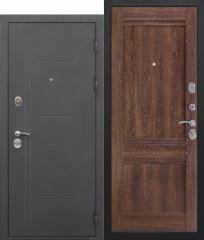 Дверь Ferroni 10 см Троя муар Орех сиена Царга
