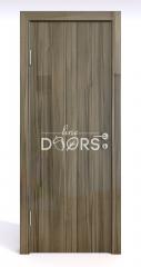 ШИ дверь DG-600 Сосна глянец