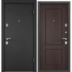 Дверь TOREX X5 Темно-серый букле графит / Дуб угольный