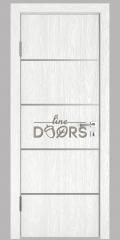 Дверь межкомнатная DG-505 Белый глубокий