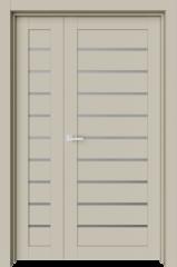 Двустворчатая дверь R35