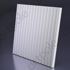 Гипсовая 3D панель WOODS 600x600x29 мм