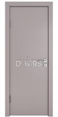 Дверь межкомнатная DG-500 Серый бархат