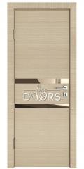 ШИ дверь DO-613 Неаполь/зеркало Бронза