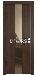 ШИ дверь DO-610 Мокко/зеркало Бронза