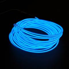 Гипсовая 3D панель Комплект 10м гибкий неоновый шнур цвет бирюзовый + блок питания 20-50м