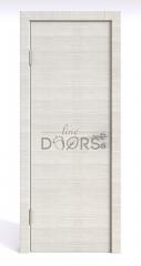 Дверь межкомнатная DG-500 Ива светлая