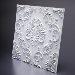 Гипсовая 3D панель VALENCIA 600x600x25 мм