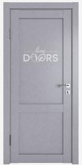 Дверь межкомнатная DG-OPTIMA Металлик
