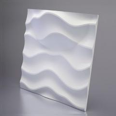 Гипсовая 3D панель SANDY 2 LED (RGB) 600x600x80 мм