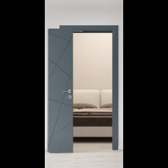 Дверь гармошка Compack P1