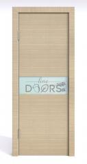 Дверь межкомнатная DO-509 Неаполь/стекло Белое