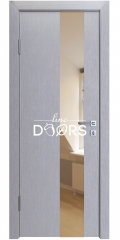 ШИ дверь DO-604 Металлик/зеркало Бронза