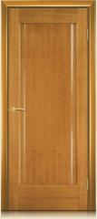 Дверь мебель массив Капри Г Африканский орех