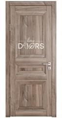 Дверь межкомнатная DG-PG3 Орех седой светлый