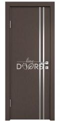 Дверь межкомнатная DG-506 Бронза