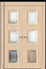 Двустворчатая дверь MSR10