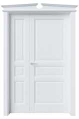 Двустворчатая дверь S5