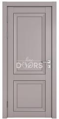 Дверь межкомнатная DG-DEKANTO Серый бархат