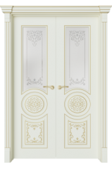 Двустворчатая дверь ШАРМ 3
