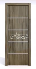 ШИ дверь DG-605 Сосна глянец