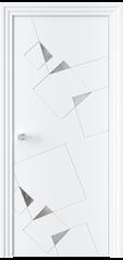Межкомнатная дверь Perfect P Steel 1