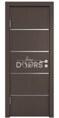 ШИ дверь DG-605 Бронза