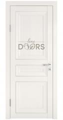 Дверь межкомнатная DG-PG3 Белый ясень