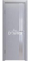 ШИ дверь DG-606 Металлик