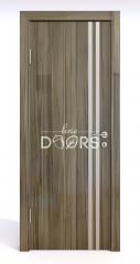 ШИ дверь DG-606 Сосна глянец