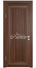 Дверь межкомнатная DG-PG5 Орех тисненый