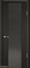 Дверь Geona Doors Люкс 1 с тканью
