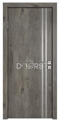 Дверь межкомнатная TL-DG-506 Серый кедр