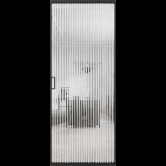 Алюминиевая перегородка АЛП1 Водопад