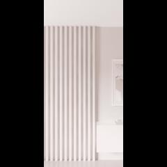 Декоративная рейка на стену Сосна белая