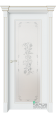 Межкомнатная дверь Provance Монторо 2 Фрезия