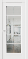 Межкомнатная дверь En2 фацет зеркальный