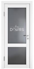 Дверь межкомнатная DO-OPTIMA2 Белый бархат