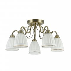 Потолочный светильник Freya FR2757-PL-05-BZ