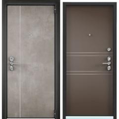 Дверь TOREX ULTIMATUM NEXT ПВХ Бетон темный / СТ Мокко матовый