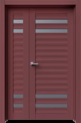 Двустворчатая дверь RR7