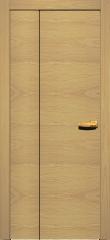 Дверь книжка мебель массив classic (дуб шампань)