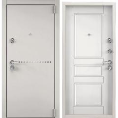 Дверь TOREX SUPER OMEGA 100 Бьянко муар / Белый