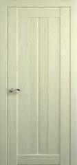 Дверь мебель массив Неаполь 1 ПГ Эмаль слоновая кость дуб