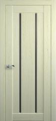 Дверь мебель массив Неаполь 3 ПО Эмаль слоновая кость дуб