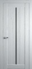 Дверь мебель массив Неаполь 1 ПО Эмаль белая дуб