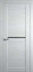 Дверь мебель массив Неаполь 4 ПО Эмаль белая дуб