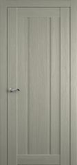 Дверь мебель массив Неаполь 3 ПГ Эмаль ral 7044 дуб