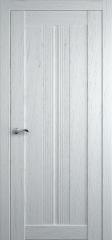 Дверь мебель массив Неаполь 1 ПГ Эмаль белая дуб