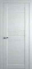 Дверь мебель массив Неаполь 4 ПГ Эмаль белая дуб